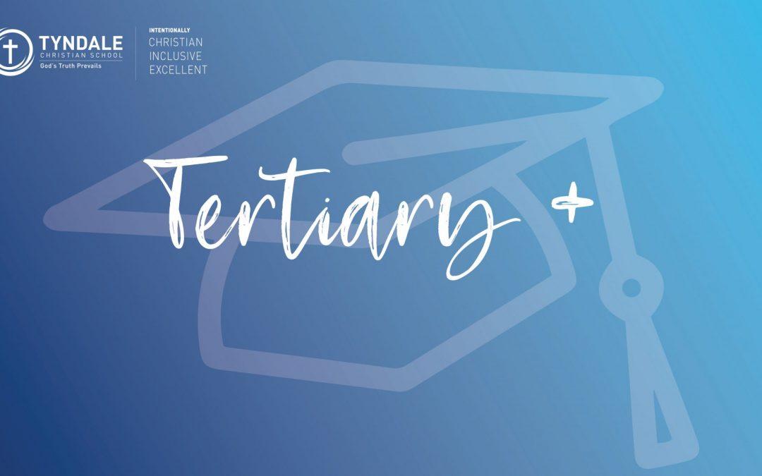 TERTIARY + Success Story