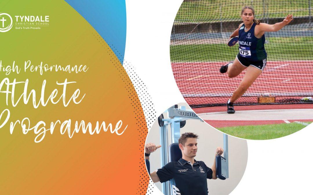 High Performance Athlete Programme